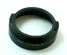 MINOLTA MD HOOD- FOR 35-70MM F4 LENS OR ANY LENS THAT TAKES 52MM SNAP ON HOODS