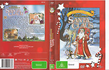 The Life And Adventures of Santa Claus-1985-Animated-Movie-DVD