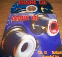 MARK EG - VOL.12 ( HARDCORE / HARD TRANCE MIX CD - LISTEN )