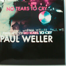 """PAUL WELLER - WAKE VERS LE HAUT NATION LIVE - NO TEARS TO CRY - 7""""SINGLES (F760]"""