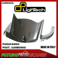 LIGHTECH PARAFANGO POSTERIORE IN CARBONIO PER KAWASAKI ZX 10R 2013 REAR MUDGUARD