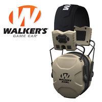Walker's Game Ear XCEL 100 Digital Electronic Muff Hearing Protection GWP-XSEM