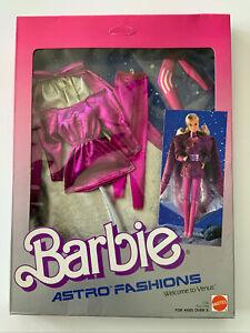 NRFB 1985 Superstar Barbie ASTRO FASHIONS #2738 WELCOME TO VENUS
