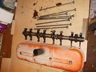 Allis Chalmers WD Tractor AC engine motor push rods rod rocker arm & valve cover