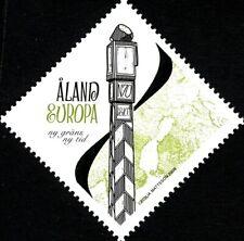 Aland 2009 Europa series Borders  MNH unused stamp