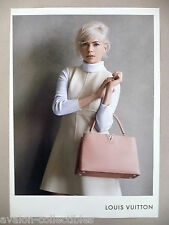 Michelle Williams for Louis Vuitton 5-Page PRINT AD - 2014