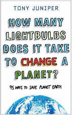 HOW MANY LIGHTBULBS DOES IT TAKE TO CHANGE A PLANET? : WH1-R6A PB : NEW BOOK