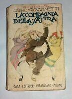 La Compagnia della Satira di Eugenio Giovannetti - Vitagliano, 1920