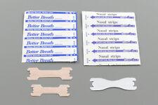 """2-366 Nasenpflaster """"Better Breath"""" Nasenstrips Besser Atmen Anti Schnarchen"""