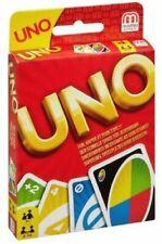 Mattel-onu, juego de cartas juego sociedad juego familias viaje de juego nuevo