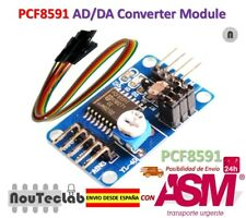 PCF8591 AD/DA Converter Module Analog To Digital Conversion + Cable