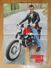 ►POSTER : JOHNNY DEPP - NEW KIDS ON THE BLOCK  - 55cm x 39cm