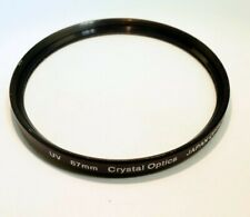 Crystal Optics UV 67mm Lens Filter