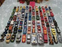 85 Diecast Vehicles, Matchbox, Hot Wheels, Etc. Personal Collection, Lot #3