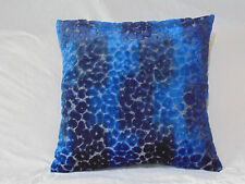 Designers Guild Velvet Fabric  Zannachi Cobalt  Cushion Cover