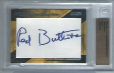 RED BUTTONS  2009 RAZOR Cut Signature Encapsulated AUTO Autograph  Actor COMIC