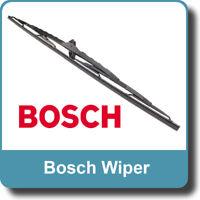 QUALITY Bosch Rear Windscreen Wiper Blade 290mm H840 3397004802 BOSCH SUPERPLUS