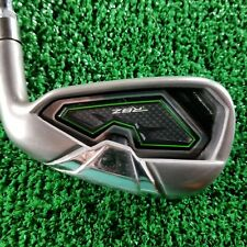 TaylorMade RBZ Demo 6 Iron Stiff-Flex Steel Shaft & TM grip Mens RH  +4* upright