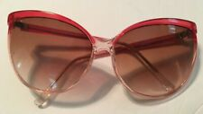 Vintage Womens Sunglasses Pink Ombre Design Taiwan