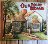 Our New Home - A Modern Put Together Book - Vintage - by Susan S. Popper