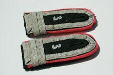 German Wwii Original Army Panzer Nco's Shoulderboards