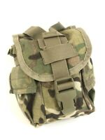 Multicam Canteen Pouch, Army MOLLE 1 Quart General Purpose GP, USGI