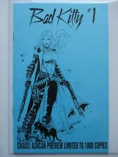 Bad Kitty #1 Ashcan Edition Ltd. To 1000