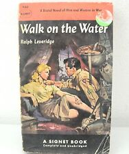 Walk On The Water By Ralph Leveridge (1952) Paperback