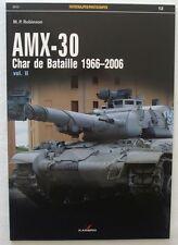 AMX-30. Char de Bataille 1966–2006 vol.2 - Photosniper Kagero ENGLISH
