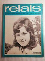 N29 Relais région Minière mars 1971 n°25 D. CHRÉTIEN Miss Flandre 1970, CDF Chim