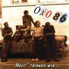 OXO 86 Heut´ trinken wir CD  (2007 Pukemusic) Neuware!