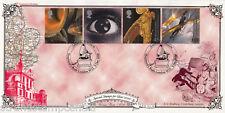 2000 SOUND & VISION-Bradbury Vittoriano Stampa 145-Shep Bush H/S-Brad = £ 50!
