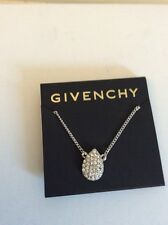 Givenchy  Crystalline Pear Shape Necklace $38 Item 203 GD