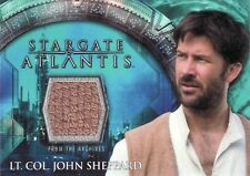 Stargate Heroes Atlantis Colonel John Sheppard Costume Card a
