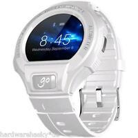 Alcatel One Touch Go Watch SM03 weiß/grau, Smartwatch