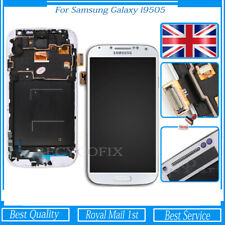 For Samsung Galaxy S4 i9505 LCD Touch Screen Digitizer Display Replacement White