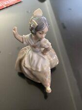 Vintage Lladro Hispanic Figurines #5375 Carmencita