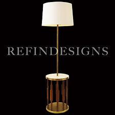 TONY PAUL WESTWOOD TEAK ATOMIC AGE MODERN TABLE FLOOR LAMP BRASILIA KIP STEWART