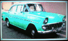 EK HOLDEN (CLASSIC CAR) ~ Counted Cross Stitch KIT #K732