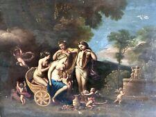 Renaissance Oil Painting Wood Panel Dutch Master's 17-18th Century Rare Large‼️