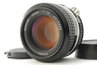 (Exce +++++) NIKON AI NIKKOR 50mm f/1.4 Prime MF SLR Lens  From JAPAN A390