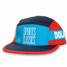 Pink Dolphin Men's Sports Classic 5 Panel Snapback Hat - Navy