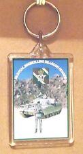 5th Royal Inniskilling Dragoon Guards key ring..