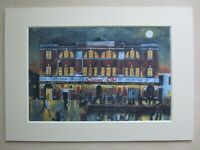 "Northern Soul; Wigan Casino; ""Moonlight, Music and You""; Mounted Print"