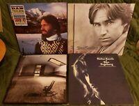Dan Fogelberg lot Of 5 Lp Records Vinyl High Country Exiler Nether Lands EX-NM