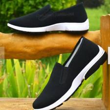 Men Kung Fu Martial Arts Tai Chi Shaolin Wingchun Driving Slipper Shoes Black Ok