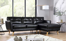 Leather Up to 3 Corner/Sectional Sofas