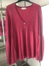 Ladies John Lewis Woman Cardigan Pink Size 16