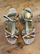 Ladies UNISA Shoes Sandals Size 38 UK 5