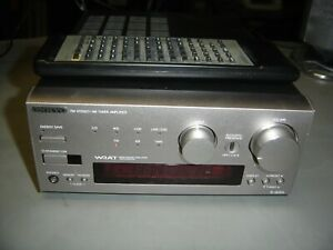 Onkyo FM Stereo AM Tuner Amplifier R-805X Fully Tested Subwoofer Receiver